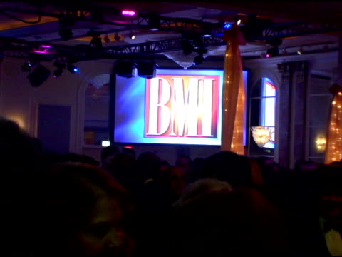 Atmosphere at the 2006 BMI Pop Awards at the Regent Beverly Wilshire Hotel in Beverly Hills California on May 16 2006