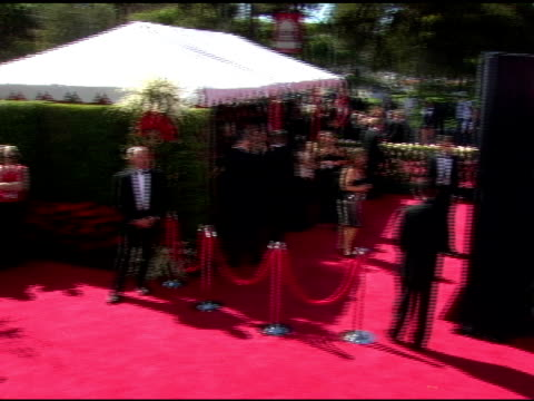 atmosphere at the 2006 primetime emmy awards arrivals at the shrine auditorium in los angeles, california on september 19, 2004. - shrine auditorium stock videos & royalty-free footage