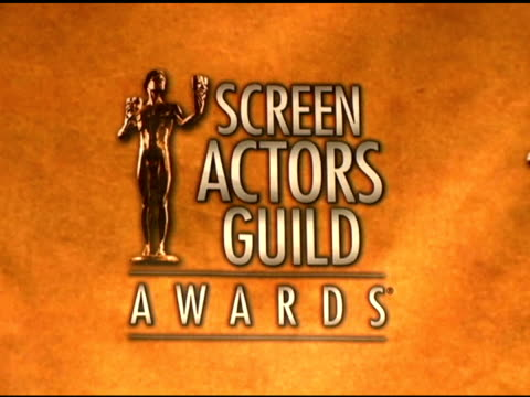 vídeos y material grabado en eventos de stock de atmosphere at the 2006 screen actors guild sag awards nominations at pacific design center in west hollywood california on january 5 2006 - pacific design center