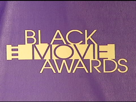 atmosphere at the 2006 tnt black movie awards press room at wiltern theater in los angeles california on october 15 2006 - wiltern theatre stock videos and b-roll footage
