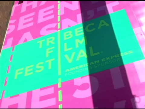 atmosphere at the 2006 tribeca film festival 'the tv set' premiere at tribeca performing arts center in new york new york on april 28 2006 - performing arts center stock videos & royalty-free footage