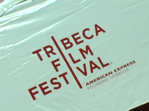 vídeos de stock e filmes b-roll de atmosphere at the 2006 tribeca film festival the tv set premiere at tribeca performing arts center in new york city new york - atlântico central eua