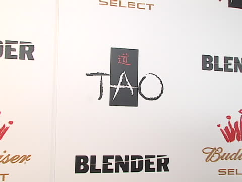 atmosphere at the 2007 sundance film festival blender sessions at tao hosted by nelly at in park city utah - 2007 stock videos and b-roll footage