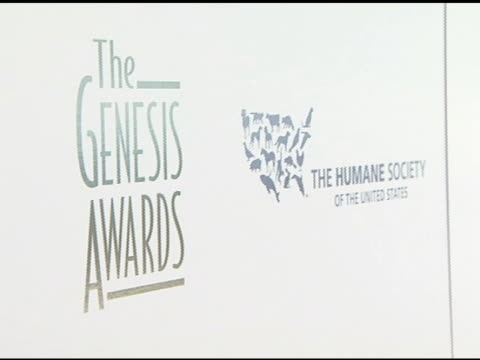 Atmosphere at the 2008 Genesis Awards at the Beverly Hilton in Beverly Hills California on March 30 2008
