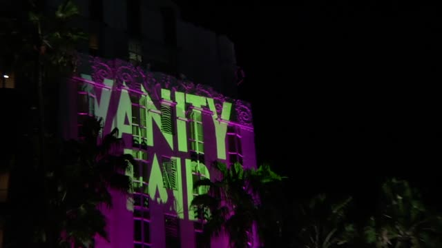 atmosphere at the 2010 vanity fair oscar party hosted by graydon carter at west hollywood ca. - vanity fair oscar party点の映像素材/bロール
