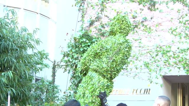 vidéos et rushes de atmosphere at the 2011 vanity fair oscar party inside at hollywood ca. - vanity fair oscar party