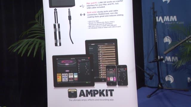 vídeos de stock e filmes b-roll de atmosphere at the 2012 namm show media preview day on 1/18/12 in anaheim ca - anaheim califórnia