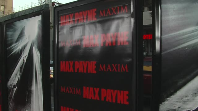Atmosphere at the 20th Century Fox Maxim Magazine Celebrate The Premiere of MAX PAYNE at Los Angeles CA