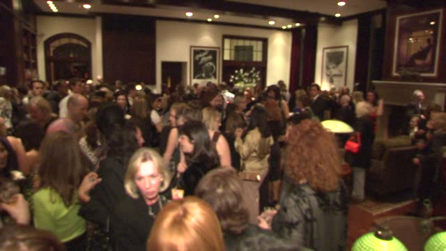 Atmosphere at the 2nd Annual Women in Film PreOscar Cocktail Party at Los Angeles CA