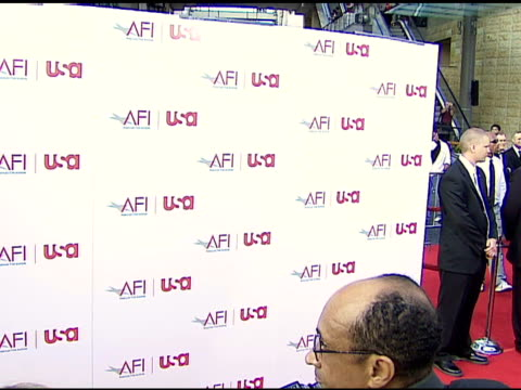 Atmosphere at the 34th AFI Life Achievement Award A Tribute To Sean Connery at the Kodak Theatre in Hollywood California on June 8 2006