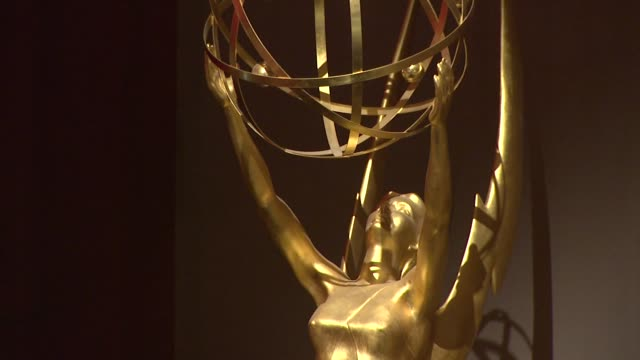 atmosphere at the 61st primetime emmy_ awards nominations announcement at north hollywood ca. - emmy awards nominations stock videos & royalty-free footage