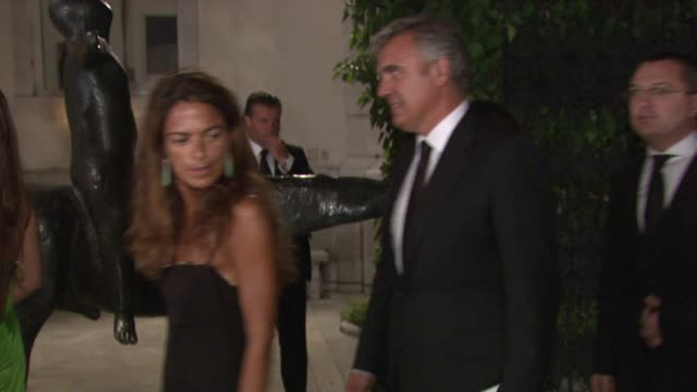Atmosphere at the 65th Venice Film Festival Valentino The Last Emperor Red Carpet Arrivals and interviews at Venice