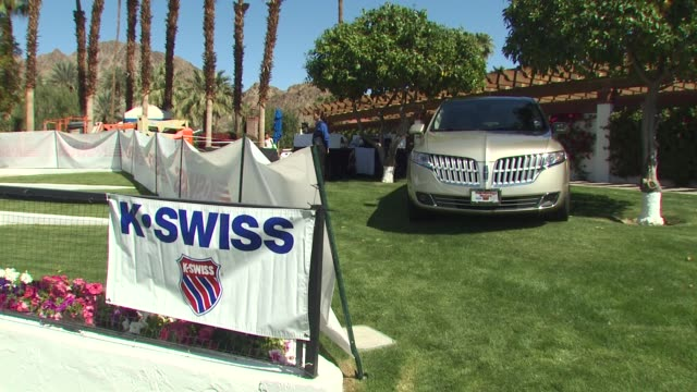 Atmosphere at the 6th Annual KSwiss Desert Smash at La Quinta CA