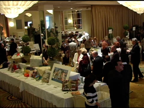 Atmosphere at the 6th Annual Lullabies and Luxuries Luncheon and Fashion Show to Benefit Caring For Children and Families With AIDS at the Regent...