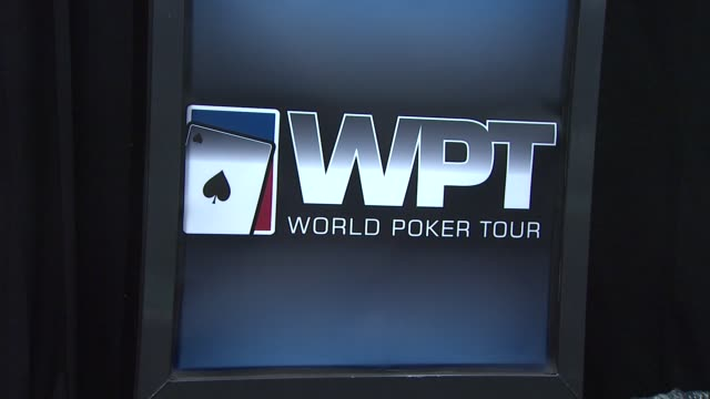 Atmosphere at the 7th Annual World Poker Tour Invitational at Los Angeles CA