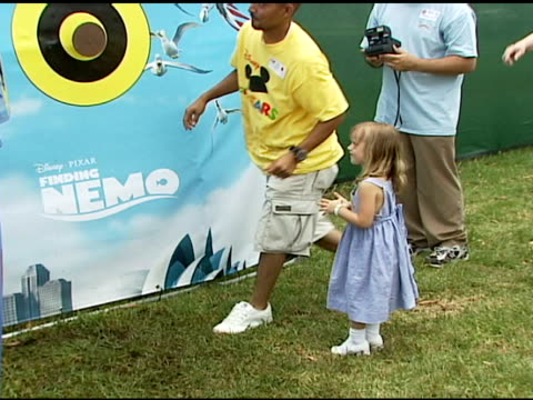 Atmosphere at the 'A Time For Heroes' Celebrity Picnic and Carnival to Benefit the Elizabeth Glaser Pediatric AIDS Foundation at Wadsworth Theatre in...
