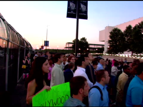 Atmosphere at the 'American Idol' Season 6 New York/New Jersey Auditions at Continental Airlines Arena in East Rutherford New Jersey on August 14 2006