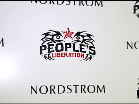 stockvideo's en b-roll-footage met atmosphere at the appearance of tommy lee to promote brand extension 'pl for tl' at nordstrom south coast plaza in costa mesa california on december... - nordstrom