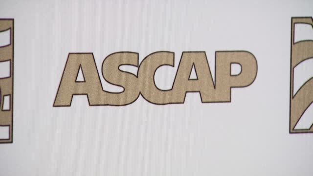 vidéos et rushes de atmosphere at the ascap's 25th annual pop music awards at the kodak theatre in hollywood california on april 9 2008 - ascap