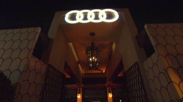 Atmosphere at the Audi And Martin Katz Celebrate The 2012 Golden Globe Awards in West Hollywood CA