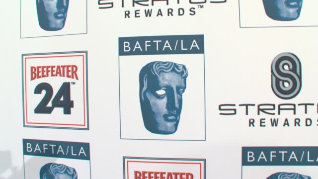 atmosphere at the bafta la's 16th annual awards season tea party at beverly hills ca - bafta la tea party stock videos and b-roll footage