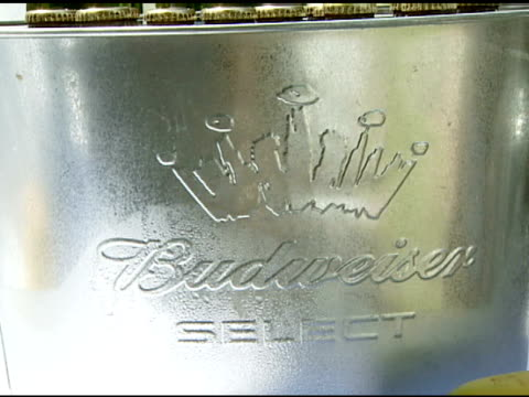 atmosphere at the bra boys bbq presented by anheuserbusch at polaroid beach house in malibu california on august 19 2007 - anheuser busch brewery missouri stock videos and b-roll footage