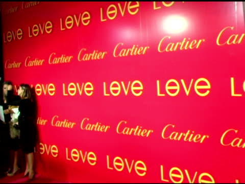 Atmosphere at the Cartier and Interview Magazine Celebration of Love at the Cartier Mansion in New York New York on June 8 2006