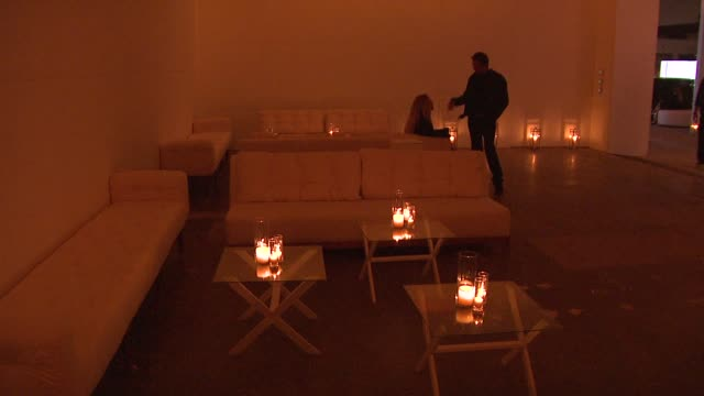 Atmosphere at the Chloe Los Angeles Boutique Opening Celebration at Los Angeles CA