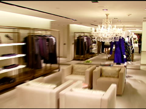 Atmosphere at the Elie Tahari Celebrates Opening of New Boutique Within Saks Fifth Avenue Benefiting the Alliance For Children's Rights at Saks Fifth...