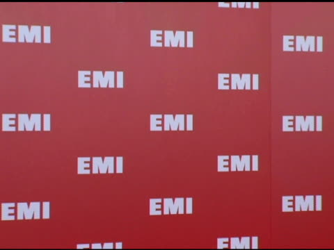 atmosphere at the emi post-grammy party on february 8, 2006. - emi grammy party stock videos & royalty-free footage