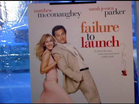 Atmosphere at the 'Failure to Launch' New York Premiere at Chelsea West in New York New York on March 8 2006