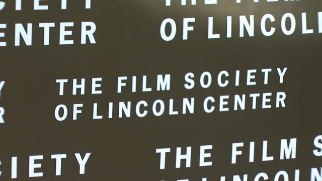 atmosphere at the film society of lincoln center tribute to diane keaton at avery fisher hall in new york new york on april 9 2007 - diane keaton stock videos & royalty-free footage