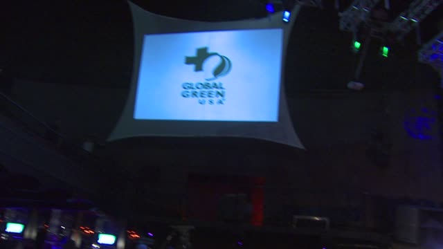 atmosphere at the global green usa's 7th annual pre-oscar party at hollywood ca. - oscar party stock videos & royalty-free footage
