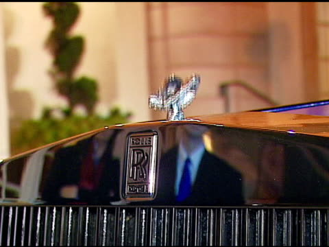 atmosphere at the grey goose vodka unveiling of its new customized rolls-royce phantom on january 11, 2007. - カスタマイズ点の映像素材/bロール