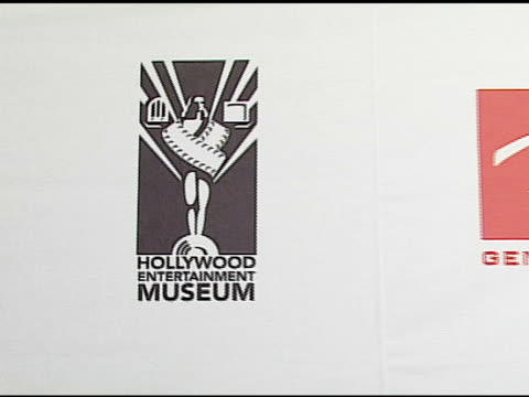 atmosphere at the hollywood entertainment museum annual awards at esquire house 360 in beverly hills california on november 30 2006 - hollywood entertainment museum stock videos & royalty-free footage