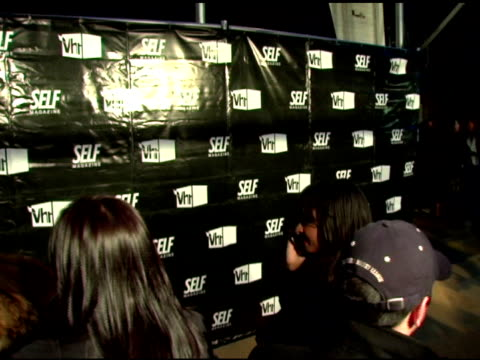 atmosphere at the 'hollywood's tightest bodies' presented by self magazine and vh1 at tenjune in new york new york on march 21 2007 - vh1 stock-videos und b-roll-filmmaterial