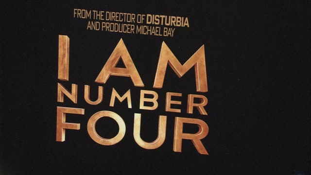 Atmosphere at the I Am Number 4 Special Screening at London England
