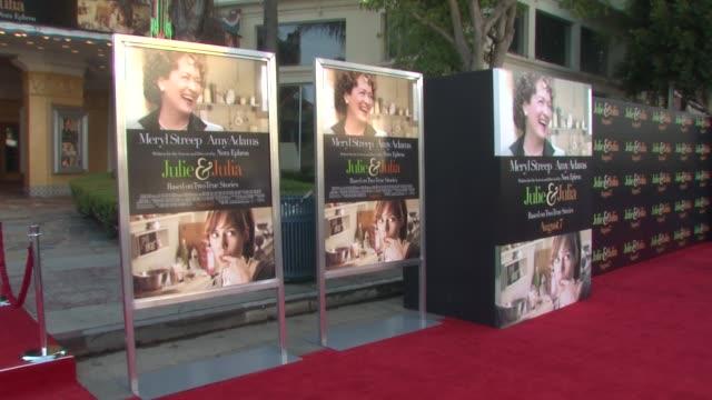 Atmosphere at the 'Julie Julia' Special Screening at Westwood Los Angeles CA