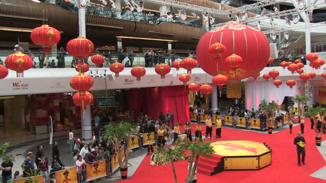 Atmosphere at the Kung Fu Panda 2 UK Premiere at London London
