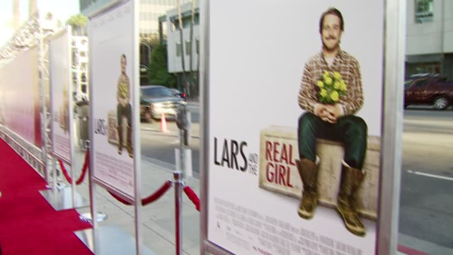Atmosphere at the 'Lars and the Real Girl' Los Angeles Premiere at Academy of Motion Picture Arts and Sciences in Beverly Hills California on October...