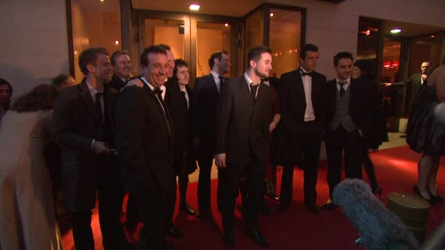 Atmosphere at the Laurence Olivier Awards 2009 at London