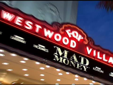 Atmosphere at the 'Mad Money' Premiere at the Mann Village Theatre in Westwood California on January 9 2008