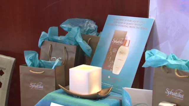 atmosphere at the monte carlo television festival 2009 - day 2 - gift lounge at monaco . - day 2 stock videos & royalty-free footage