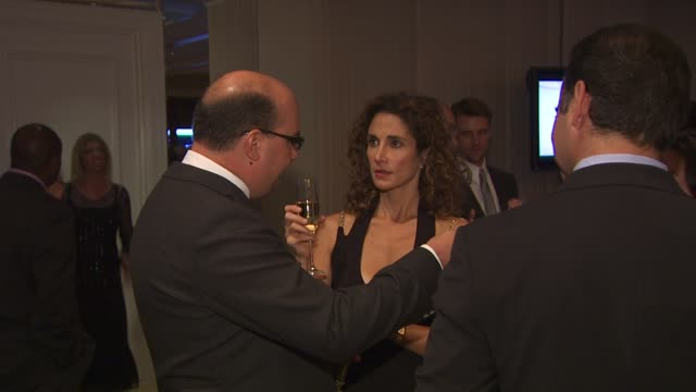 Atmosphere at the Monte Carlo Television Festival Cocktail Party at Beverly Hills CA