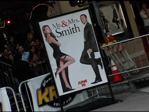 Atmosphere at the 'Mr and Mrs Smith' World Premiere at the Mann Village Theatre in Westwood California on June 7 2005