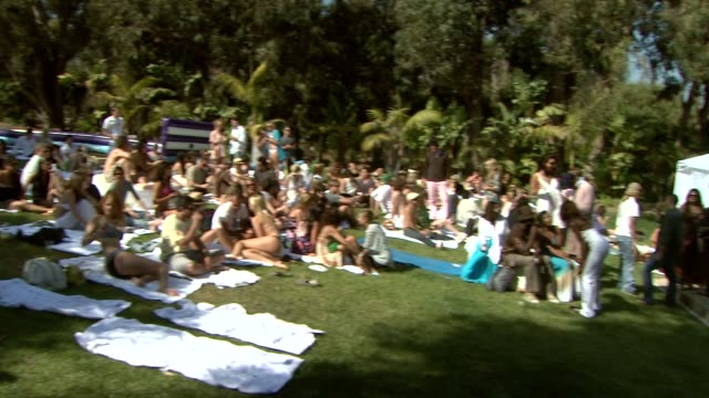 Atmosphere at the NIVEA / Shay Todd Memorial Day Weekend Malibu 'Bikini Bash' at Malibu CA