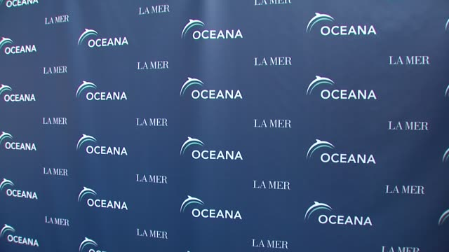 atmosphere at the oceana la mer celebrates world oceans day at los angeles ca - oceana stock videos & royalty-free footage