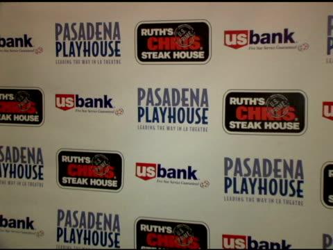 atmosphere at the opening night of august wilson's 'fences' at pasadena playhouse in pasadena california on september 1 2006 - pasadena playhouse stock videos & royalty-free footage