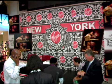 Atmosphere at the Outkast Album Signing at Virgin Megastore Times Square in New York New York on August 23 2006