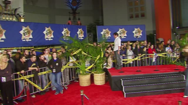 Atmosphere at the 'Reno 911 Miami' Premiere at Grauman's Chinese Theatre in Hollywood California on February 16 2007